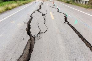 road-crack-earthquake